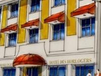 Hotel Des Horlogers
