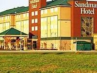 Sandman Hotel And Suites - Calgary Airport