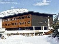 Hôtel les Crêtes Blanches Val d'Isère