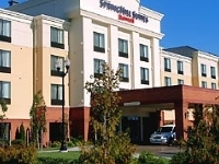 SpringHill Suites Hillsboro by Marriott