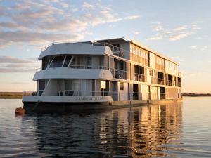 Luxury Cruise & Leopard Safari