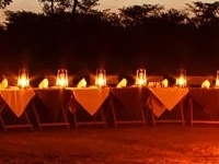 Kruger Park - Sunset Game Drive and Boma Dinner
