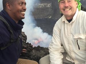 Nyiragongo Active Volcano Hike Fotos