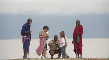 Family Safari Photos