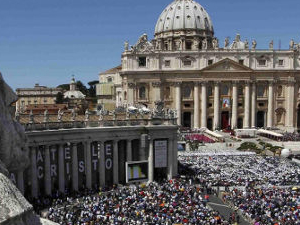 Papal Audience with Pope Francis Photos