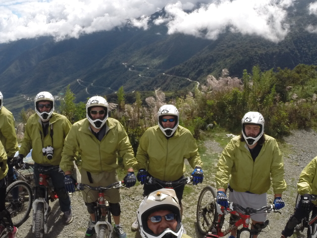 Inca Jungle Trail to Machu Picchu Photos