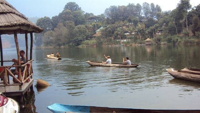 Lake Bunyonyi Eco Resort, Kyahugye Island Photos