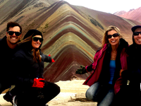 Vinicunca - The Rainbow Mountain