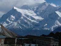 High Camp Annapurna Circuit