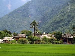 Mai Chau Home Stay Tour Photos