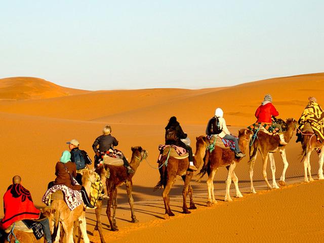 Zagora Shared Group Desert Tour Photos