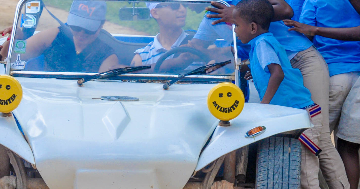 Half Day Funbuggy Tour From Fun Buggy Punta Cana