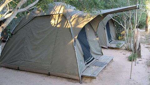 Kruger Park Camping Safari Photos