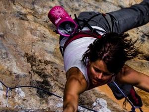 Rock Climbing and Yoga Road Trip Photos