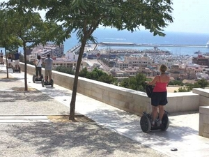 Alicante Segway Tour Photos