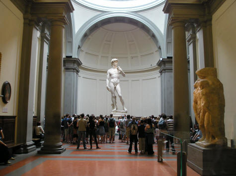 Accademia Gallery Private Tour Photos