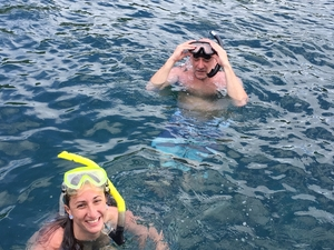 Half Day Charter and Snorkeling