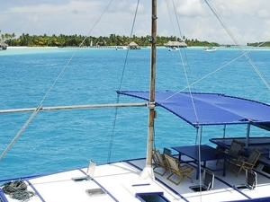 Private Cruise - Chartered Vessel in Maldives Photos