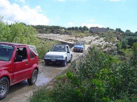 Jeepsafari to the South of Crete, Greece Photos
