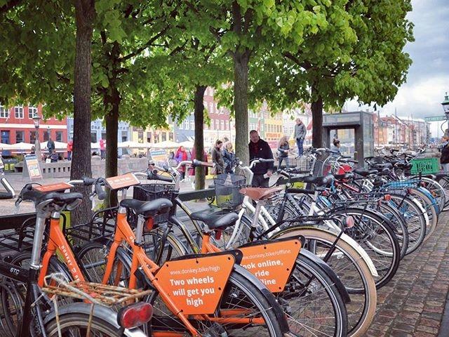 Rent a Bike in Copenhagen - Donkey Republic Photos