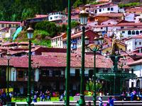 Cusco, Main Square