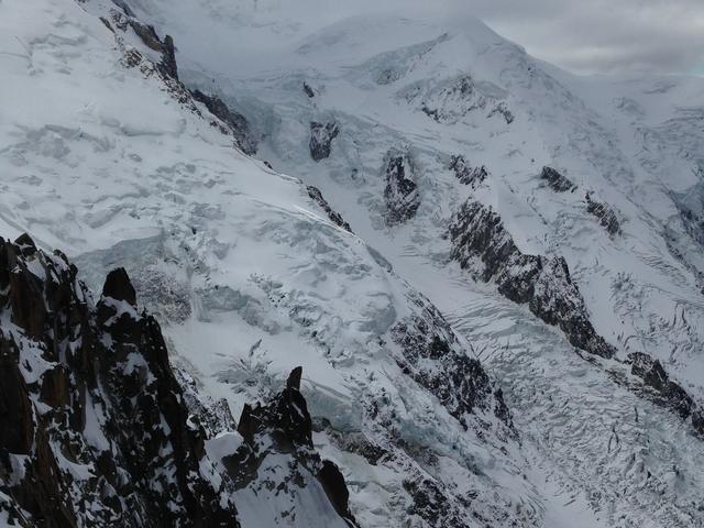 Chamonix Midi Peek Tour Photos