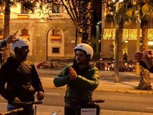 Barcelona Night Segway Group Tour Photos
