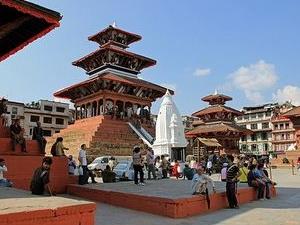 Heritage of Kathmandu Fotos