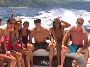 Bali Snorkelling with Manta Rays Fotos