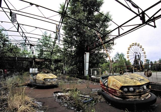 Chernobyl Day Tour Photos