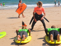 Surf School and Rentals