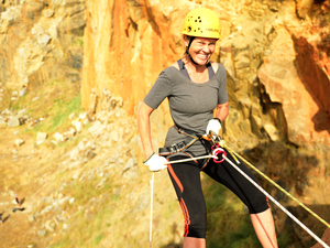 Full Day Abseiling Photos