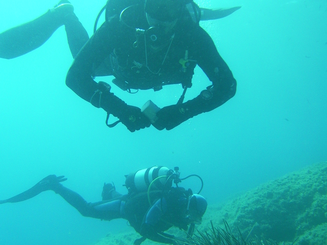Boat Diving Photos