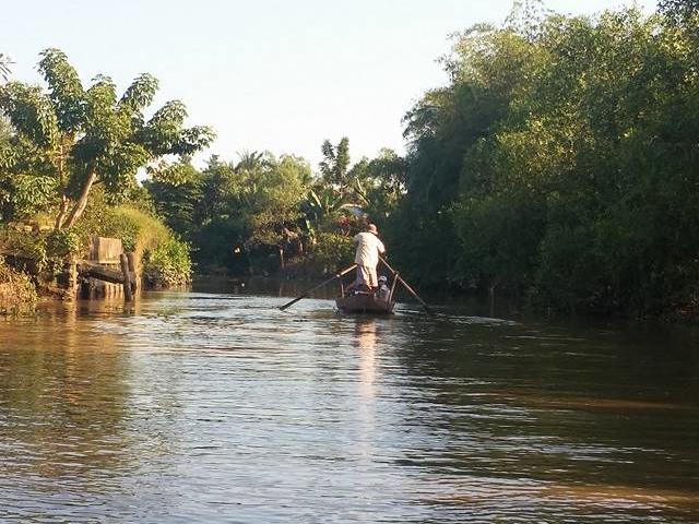 Floating Market to Cambodia Photos