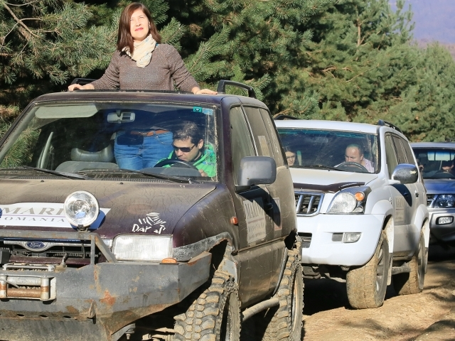 4x4 Tour in Transylvania Photos