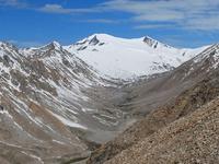 Mountains Khardungla Pass