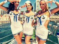 All Inclusive Oceanbeat Ibiza Boat Party Package