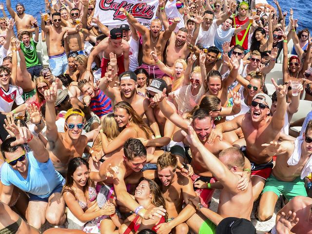 VIP Oceanbeat Ibiza Boat Party Photos