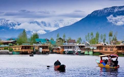 Nature Adventure Charm Kashmir Photos