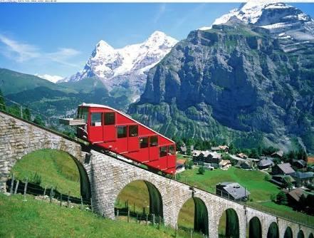 Nature Adventure Swiss - Paris Dream Land Photos