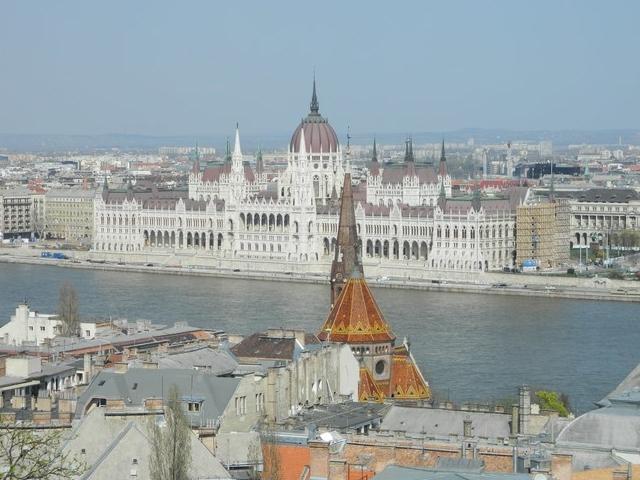 The Grand Budapest Tour Photos