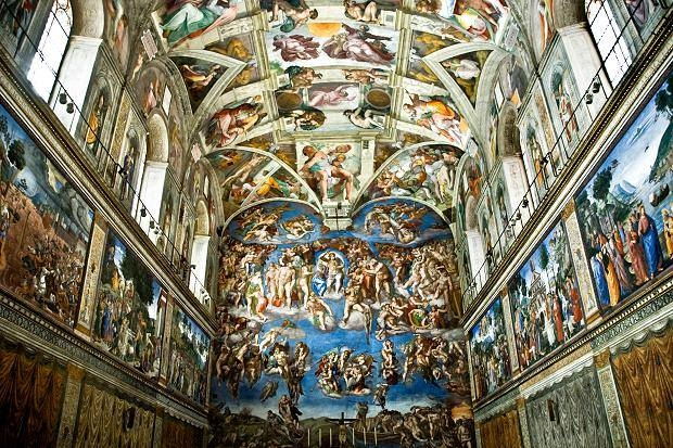Dicover Vatican with Us Photos
