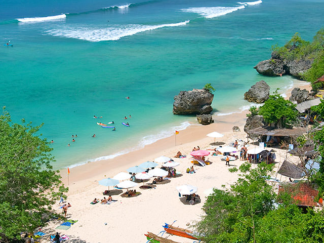 South Bali White Sand Beach Tour Photos