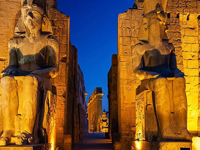 Luxor Day Trip Photos