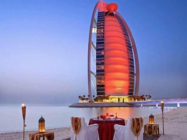 Dubai and Qatar Visas Photos