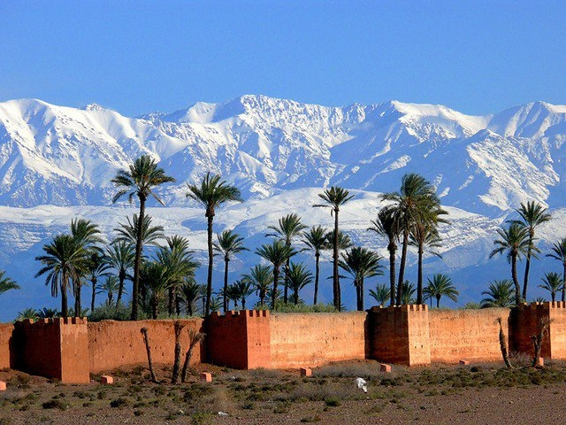 Trip from Marrakech to Fes with Atlas Sahara Trek Photos