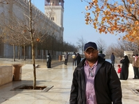 Jordan Al Hussein Mosque