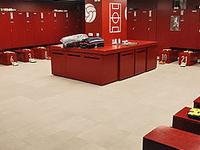 FC Barcelona Locker Room