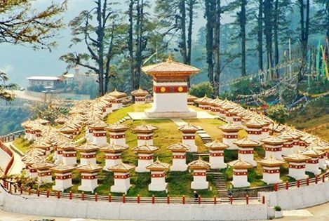 Central Bhutan Tour Photos