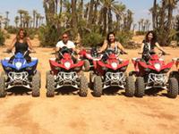 Marrakech Palm Groves Quad Biking Activity